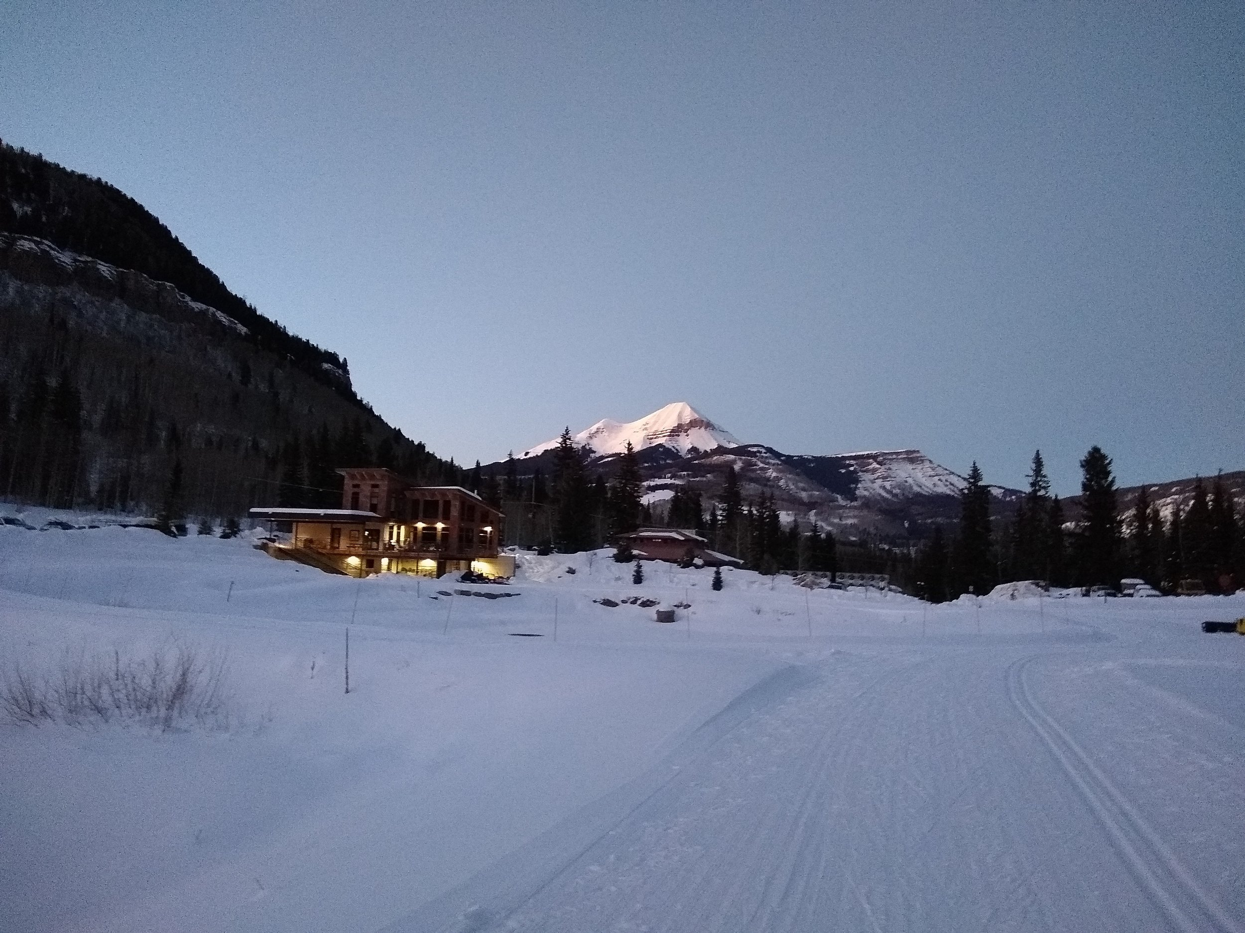 Your Durango Nordic Center   Make this beautiful place your home away from home!   Become a Member