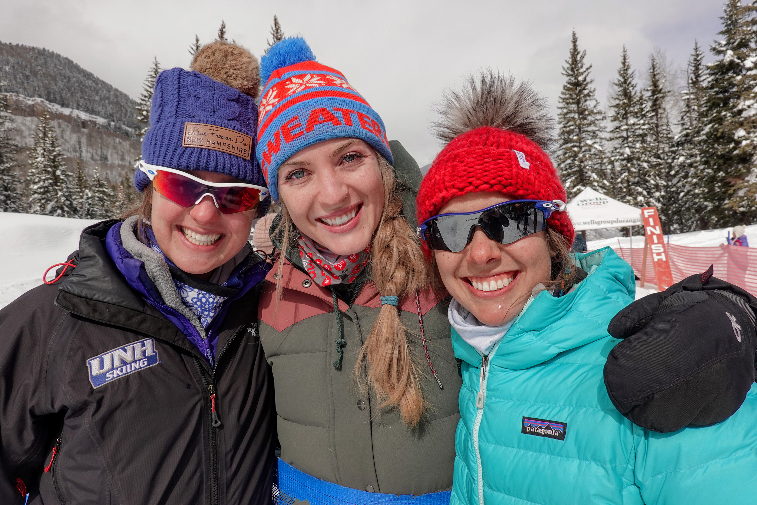 Our club - Our community collaborates as a non-profit club to operate the Durango Nordic Center and its ski programs.