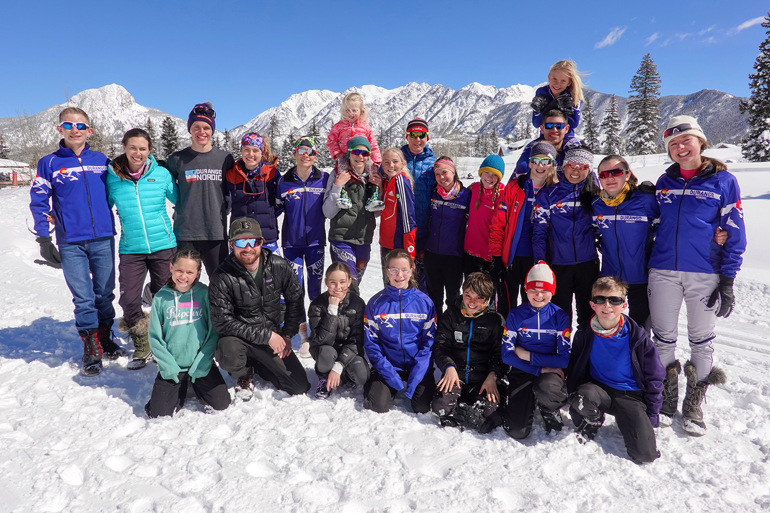 our programs - We offer programs for children and adults of all ability levels. Whether you're seeking winter fitness, competition, or just want to ski with friends and enjoy nature, we have a program for you!