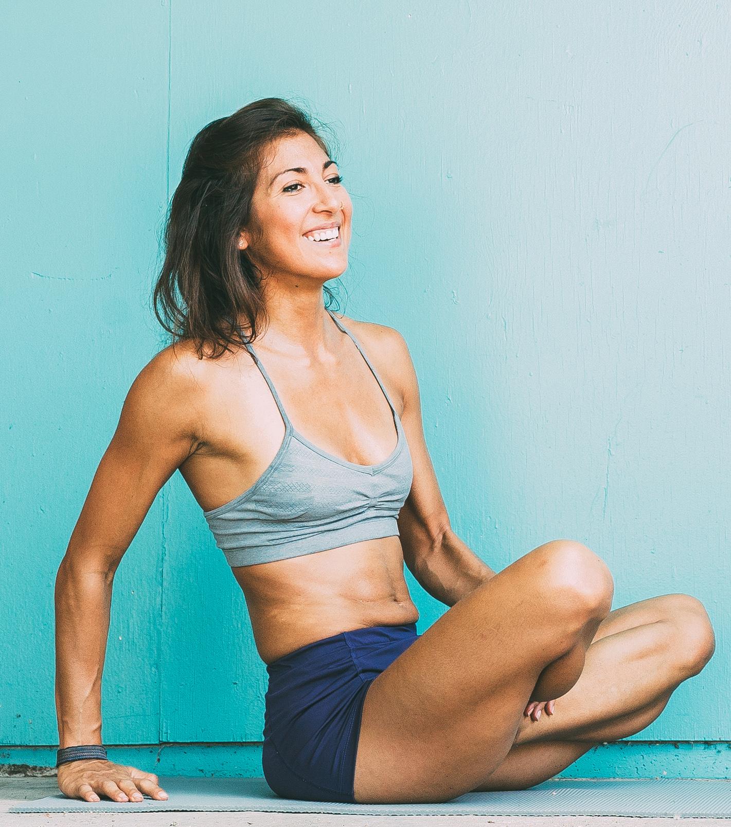 yoga guide/organizer - Jenna Jasso