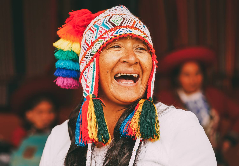 andean Tour Guide - Marita alondra