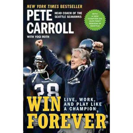 Win Forever Pete Carroll