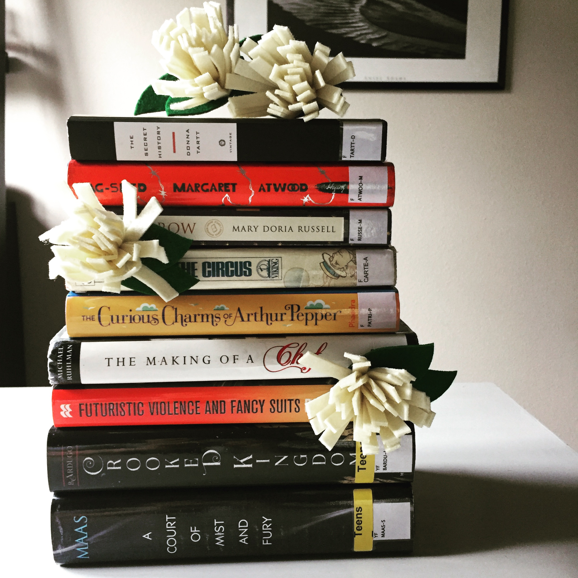 Effectively Managing Your TBR