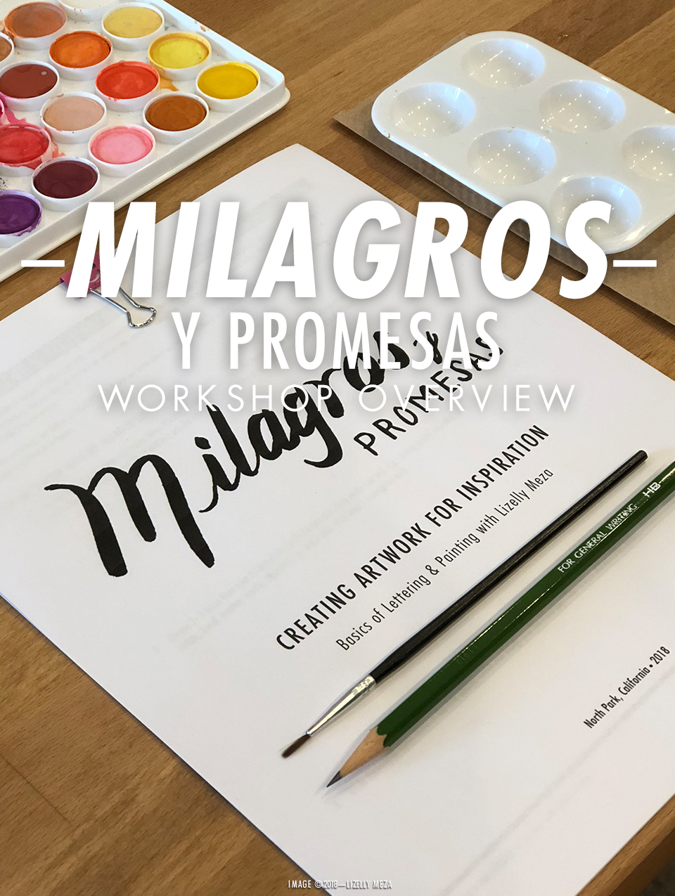 Creating Your Milagros Y Promesas Art—A Workshop// Curiosities Allowed // Creative blog of Lizelly Meza