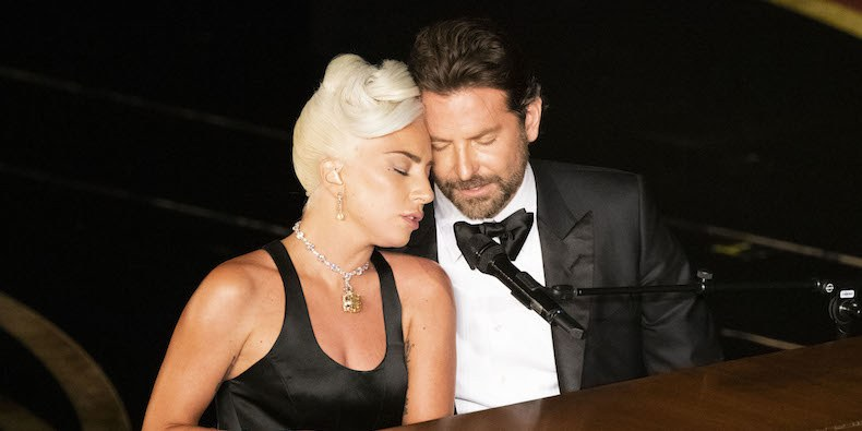 Lady Gaga and Bradley Cooper left the crowd speechless at the 2019 Oscars