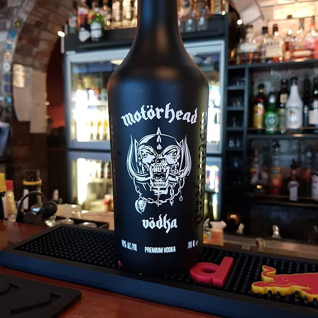 New to the back bar. How would you have yours?  Neat like Lemmy?