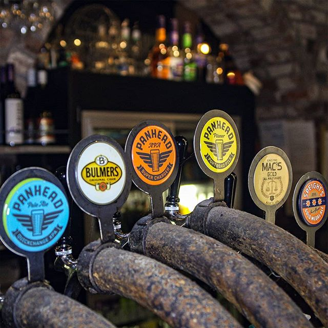 We love our suppliers and you can be certain there is always cold, delicious beer pouring when you pop by.  #beer #thirsty #beergarden