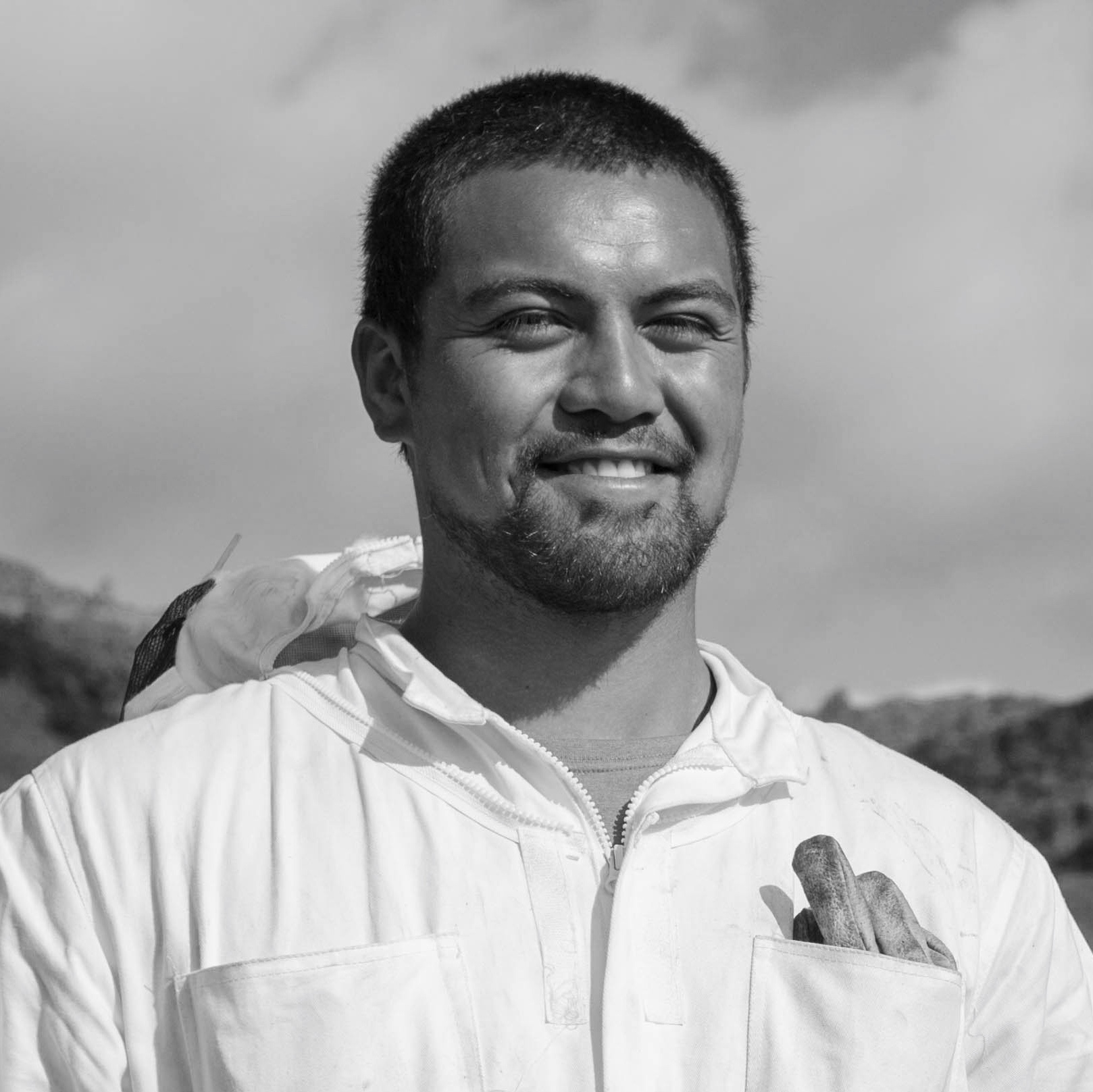 MIKAERE MURRAY  - Beekeeper and Team Leader