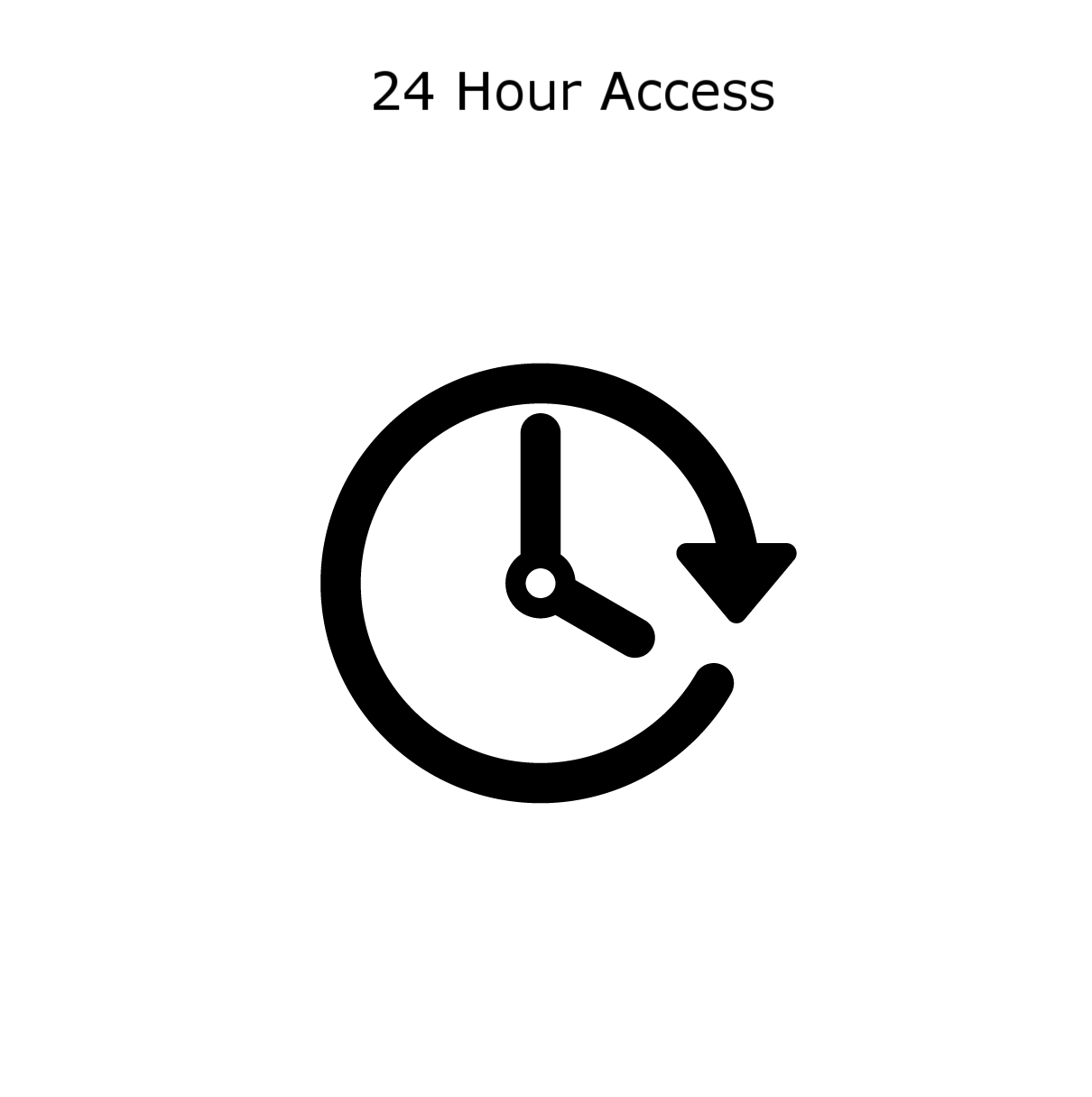 24 Hour Access