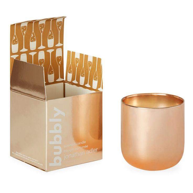 Bubbly Pop Candle, $42 @ Jonathan Adler
