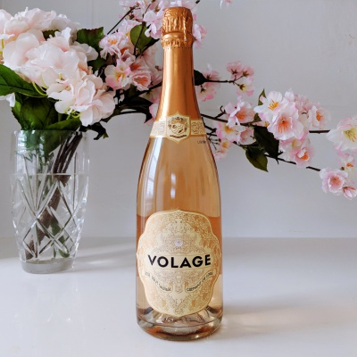 Volage Sparkling Rose is a favorite of The Lush Life.