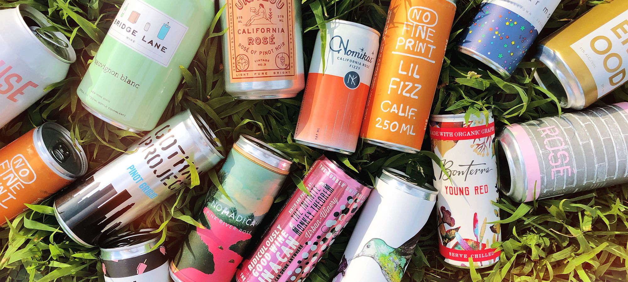 Wine in a can approved by a sommelier? It does exist!