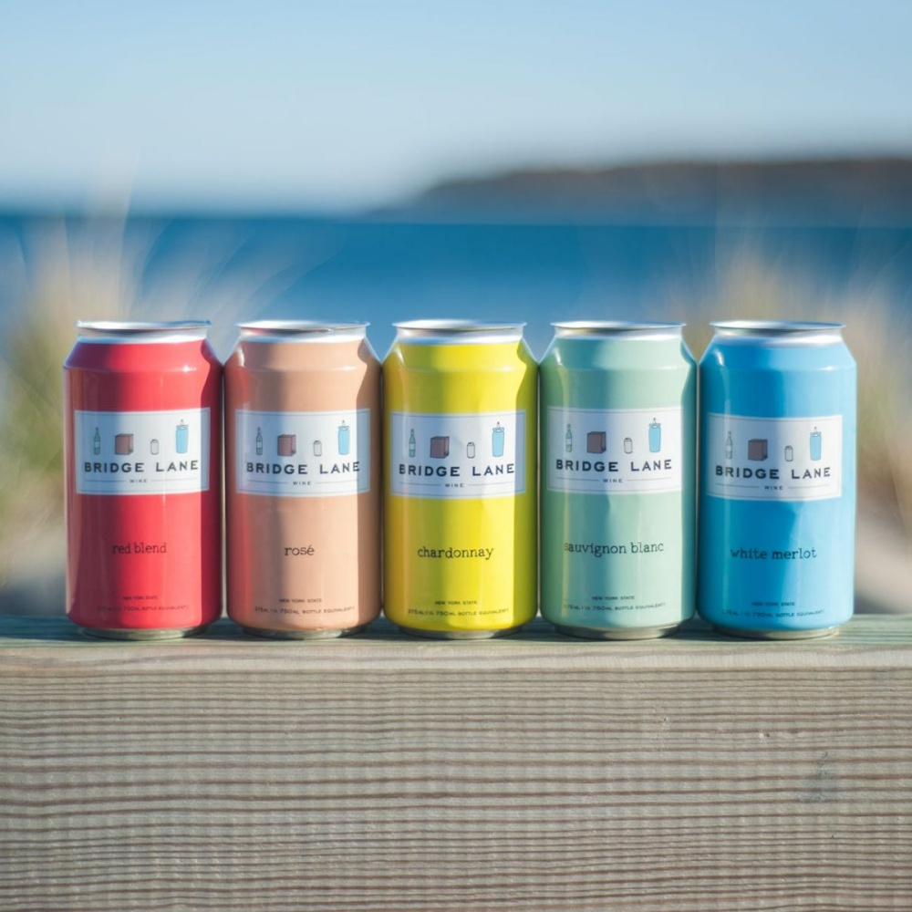 Bridge Lane is one of the best canned wines