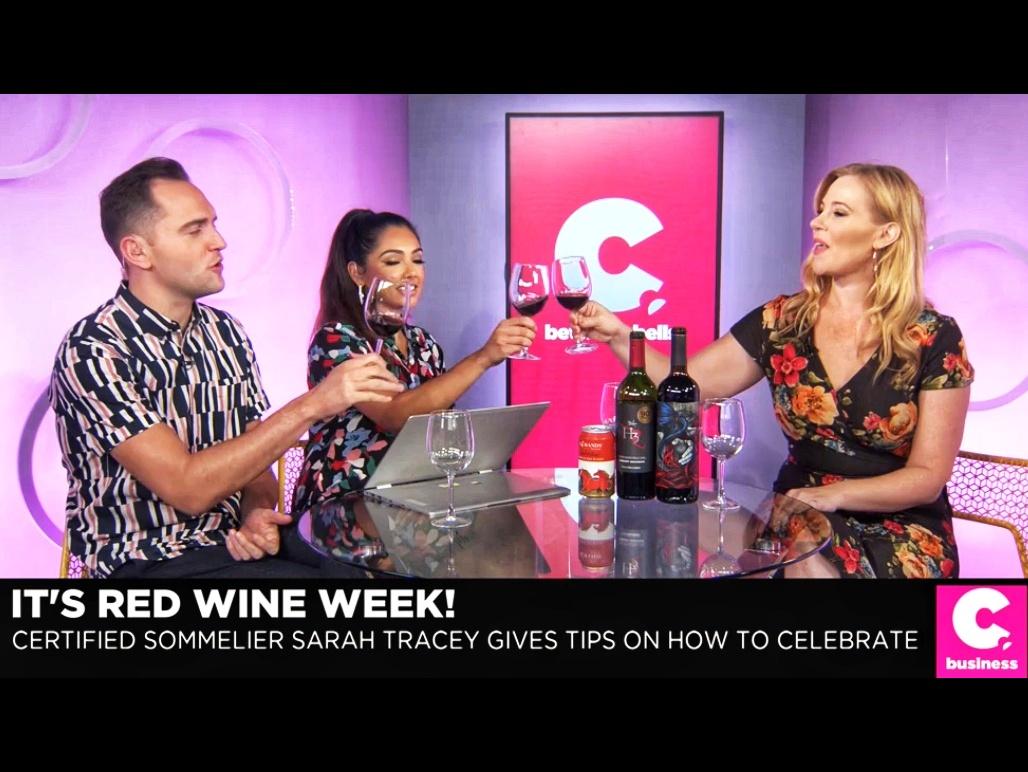 Red Wine Week on Cheddar