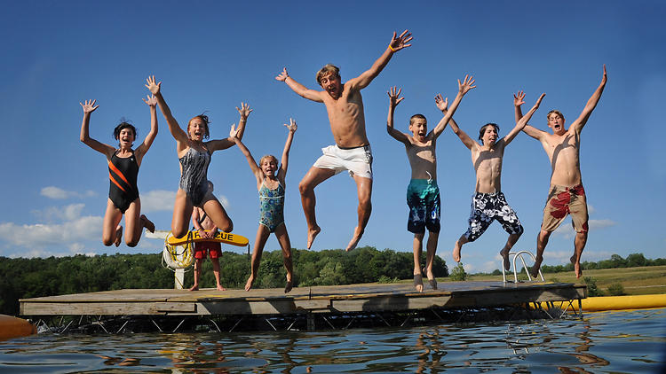 camp kids jump off dock.jpg