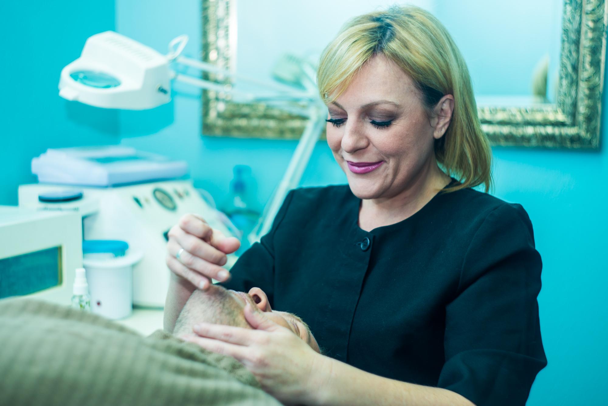 Facials, Peels, Waxing, Micro-blading, and Eyelash Extensions