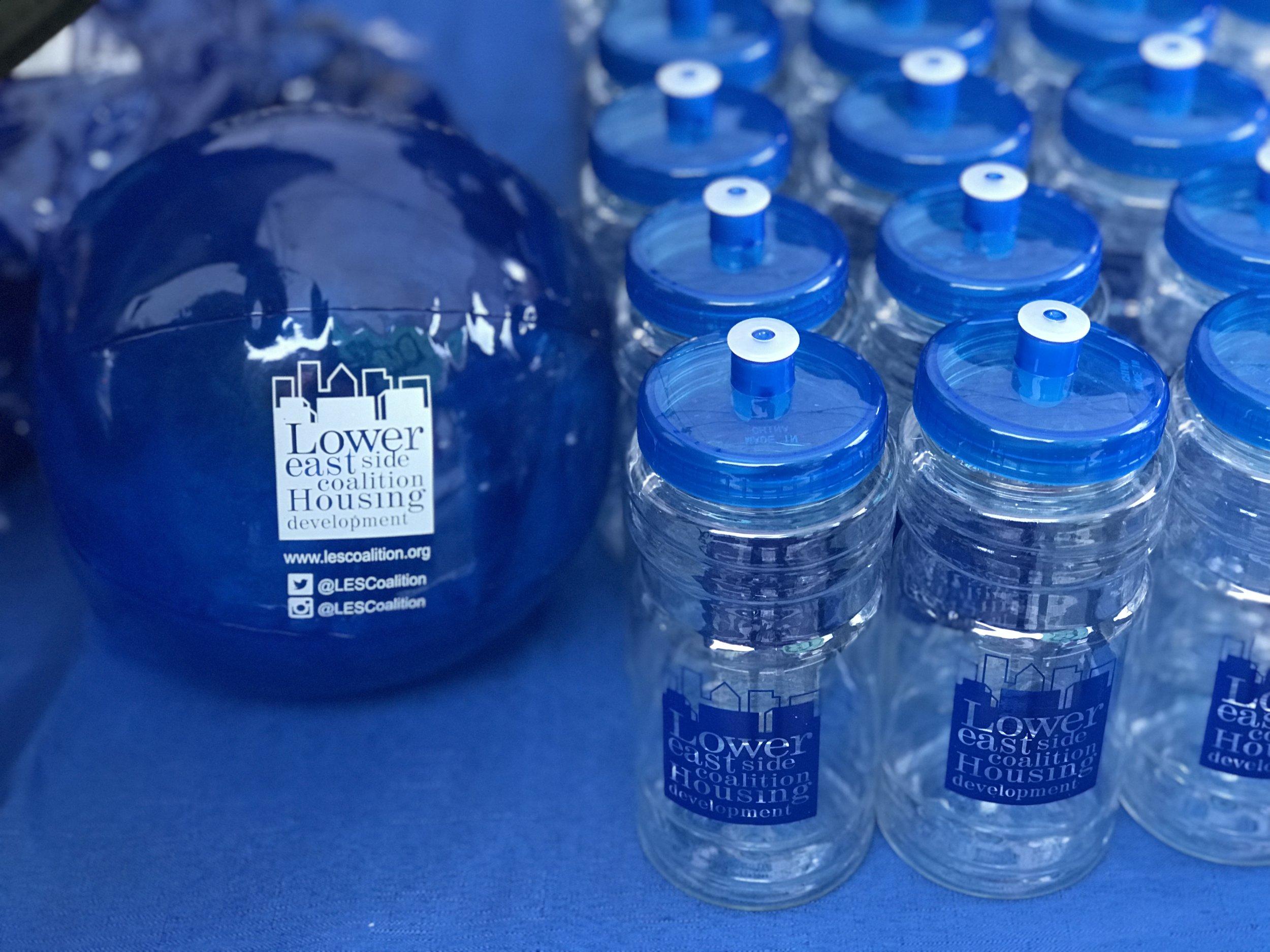 Loisaida Fest 2018 Ball and Water Bottles.jpg