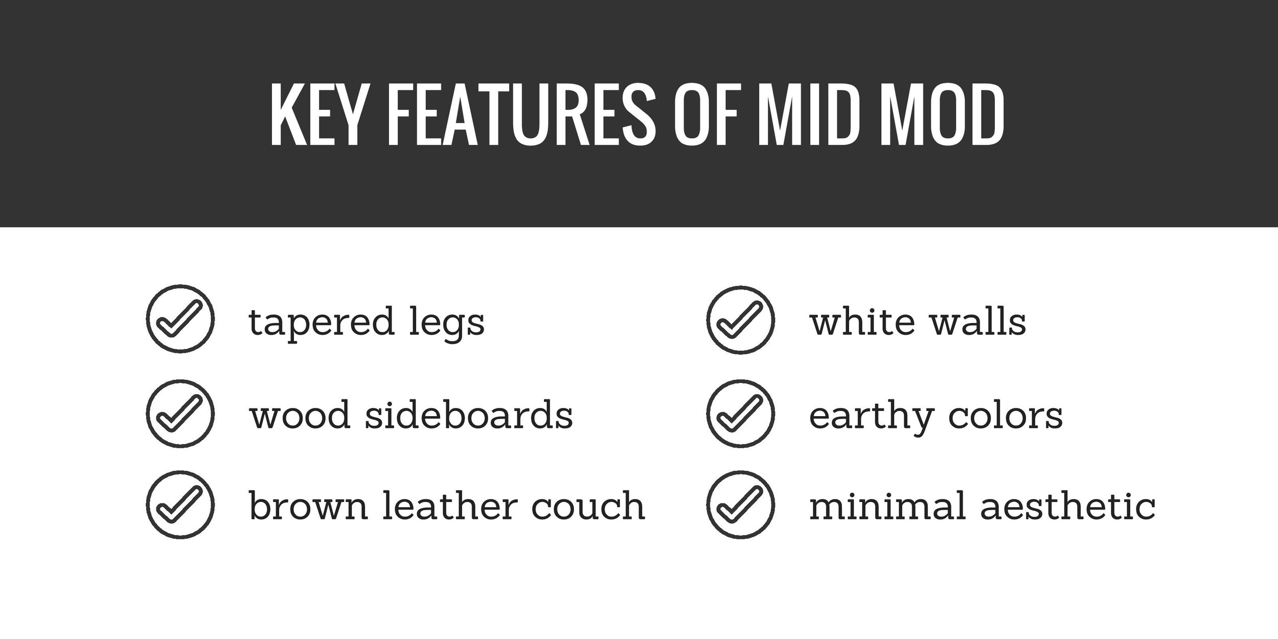 key features of mid mod