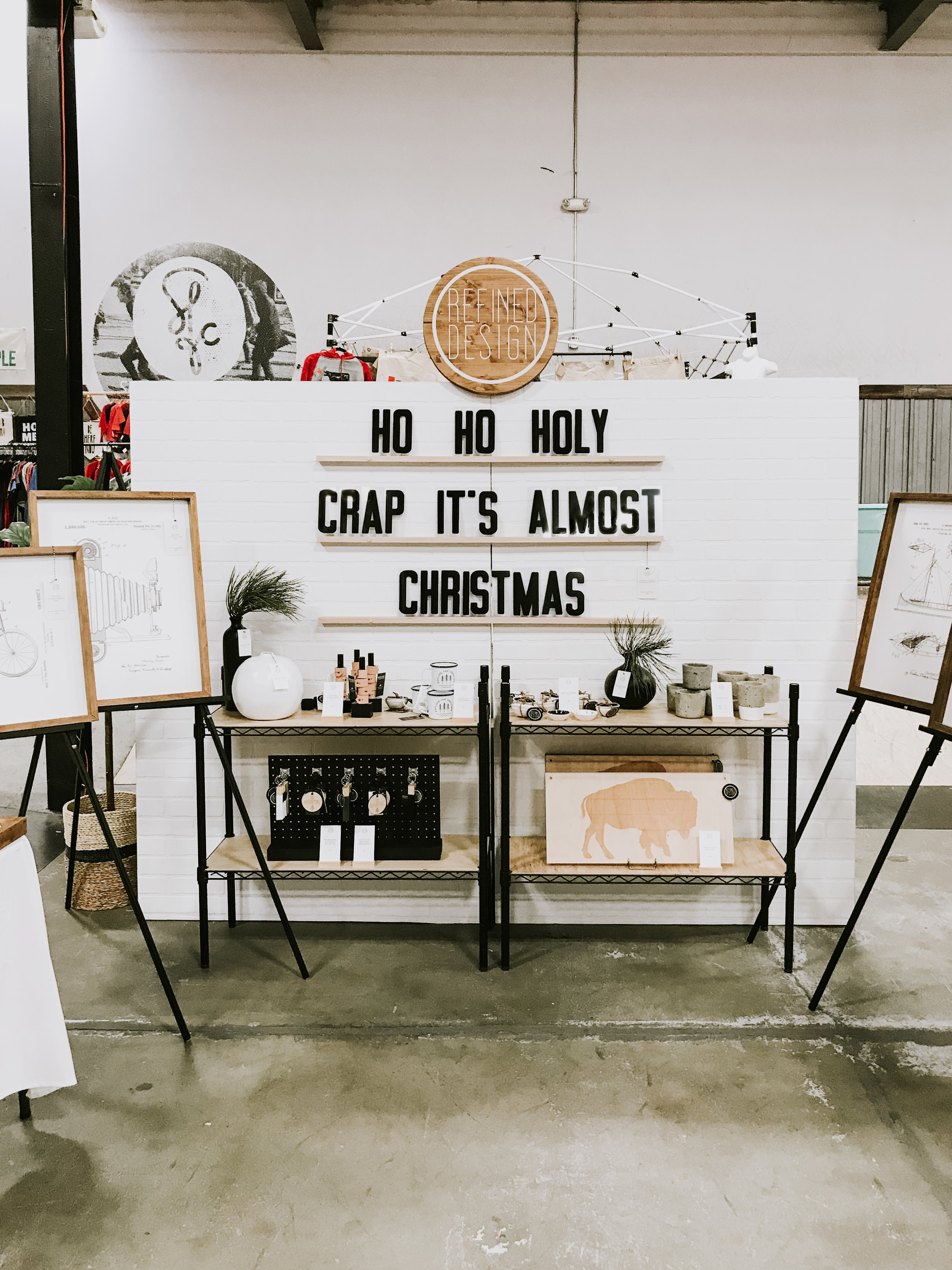 2018 in Review - What happened in our lives in 2018 - the behind the scenes of Refined Design - Love the Locals holiday show