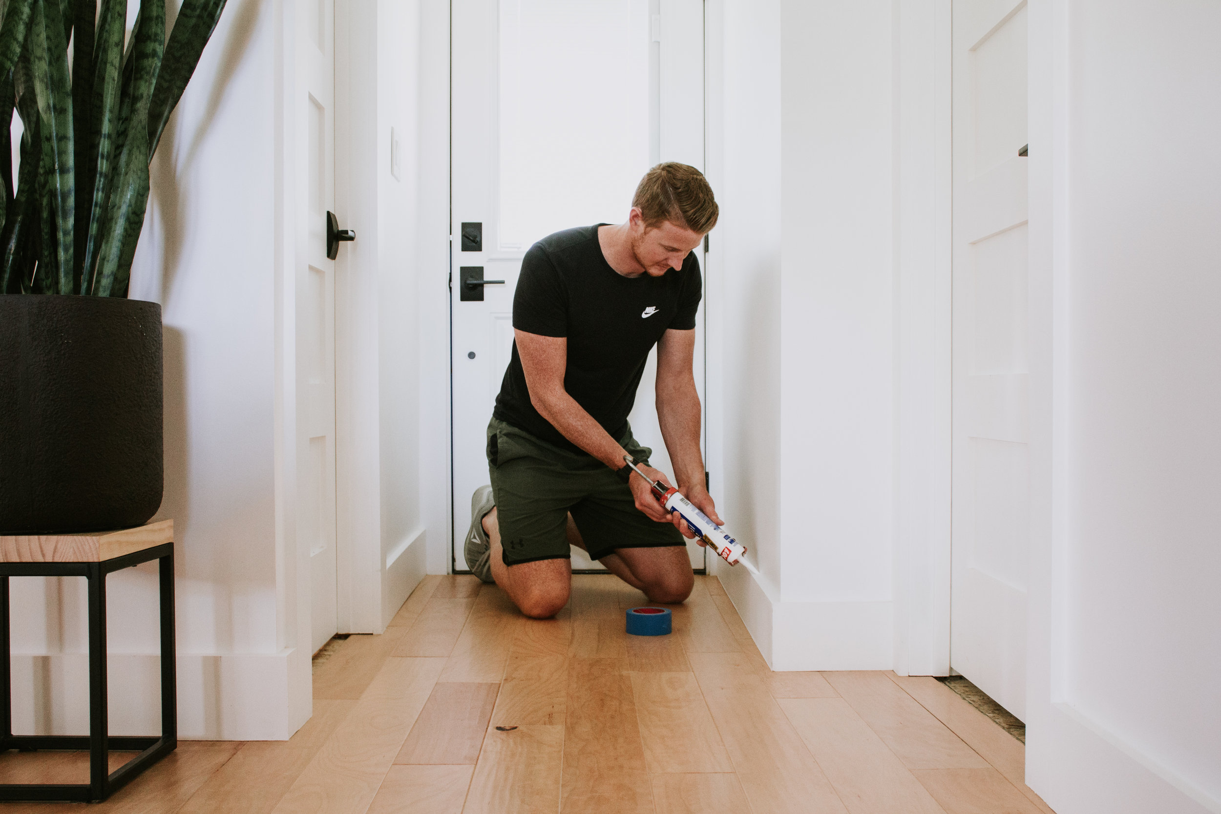 How To Install Baseboards Like The
