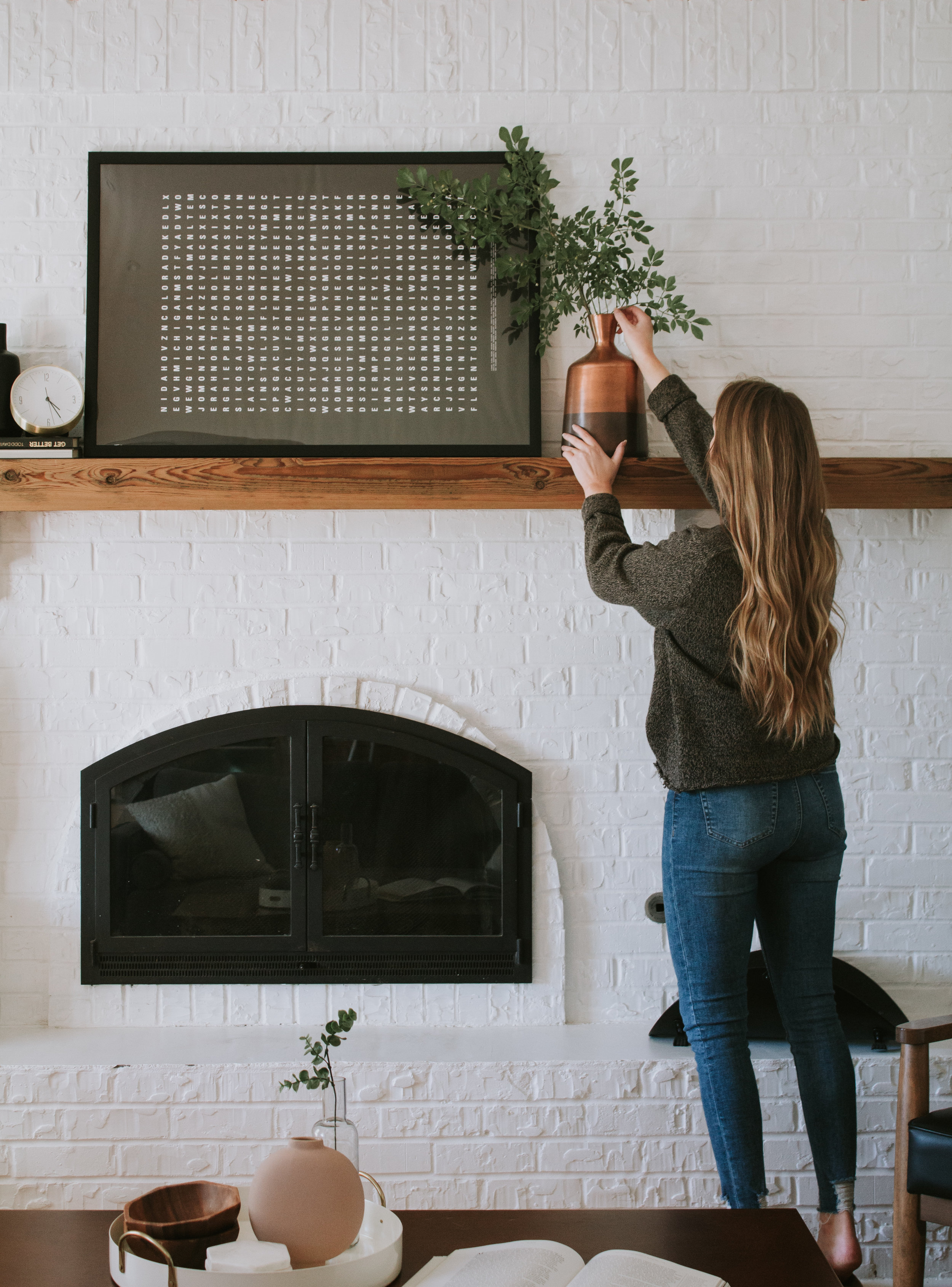 How to design your home when you change your style a lot - Nadine Stay. Interior design tips by Danica of Nadine Stay and Nadine Speaks - the podcast. Home design advice.