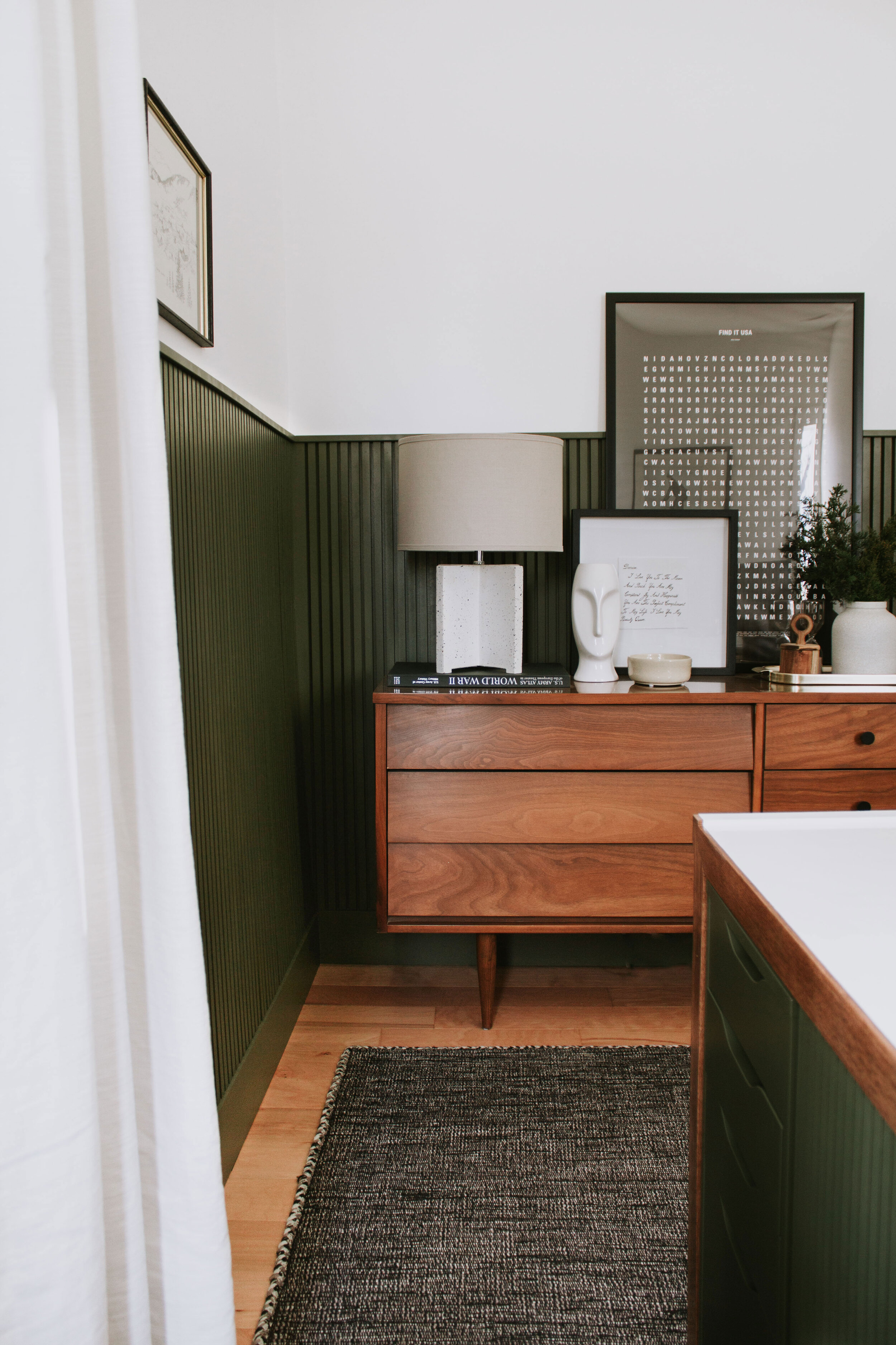 Our Home Office Makeover Reveal Nadine Stay