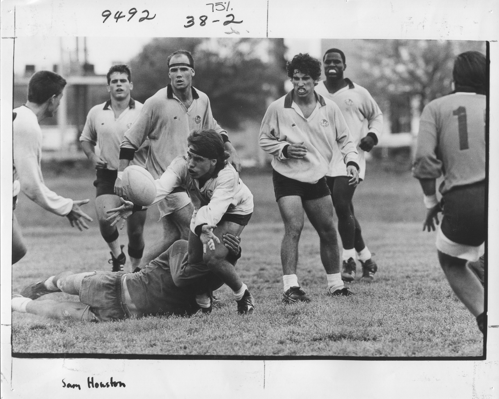 90.1 Sam Johnson - SJ 1990 Rice RFC (1 of 16).jpg