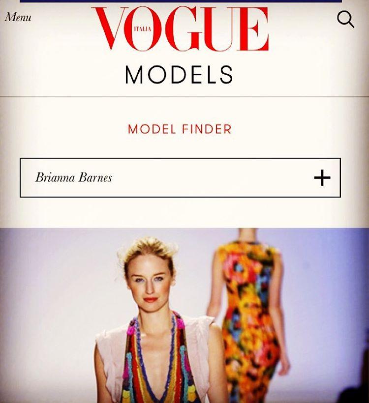 Feels good to be a #voguemodel @angiesmodels @angiesmodelstoronto @lamodelsrunway #runway @nanette_lepore_official