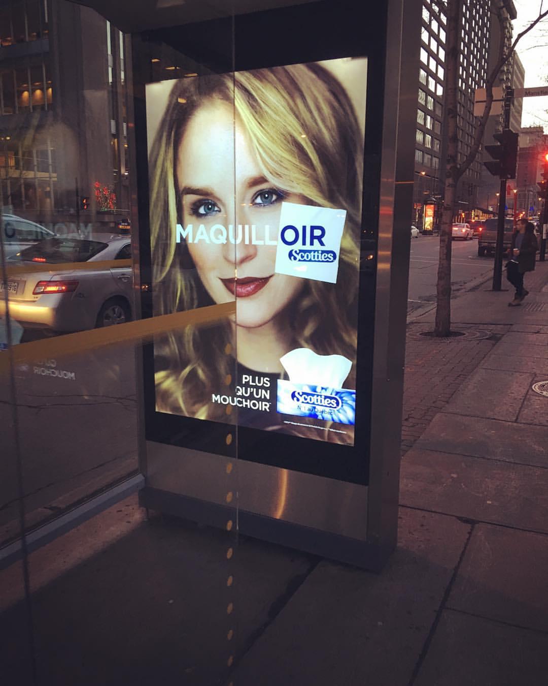 Just waiting for the bus like everyone else. #model #foliofever #campaign #directbook #canada #canadianmodel @foliomontreal @angiesmodels @astonmodels @twomodelsdo