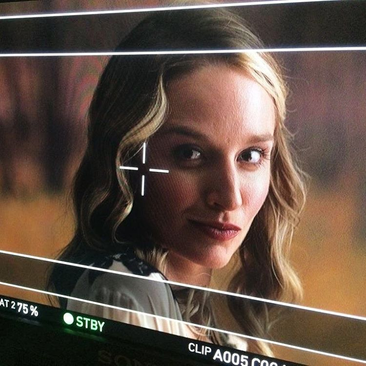 #hereslookingatyoukid gaze from my #shortfilm #bernieandRebecca #crossyourfingers 4 #sundance ! #freezeframe #actress @discovermgmt