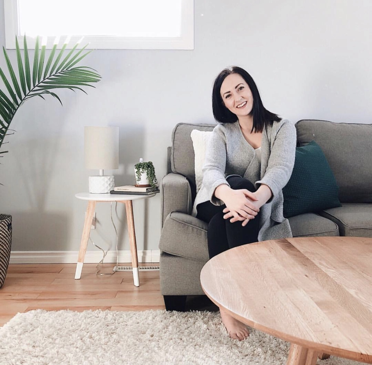 Gabrielle of @DesignOnHerMind - Interior design and lifestyle blog