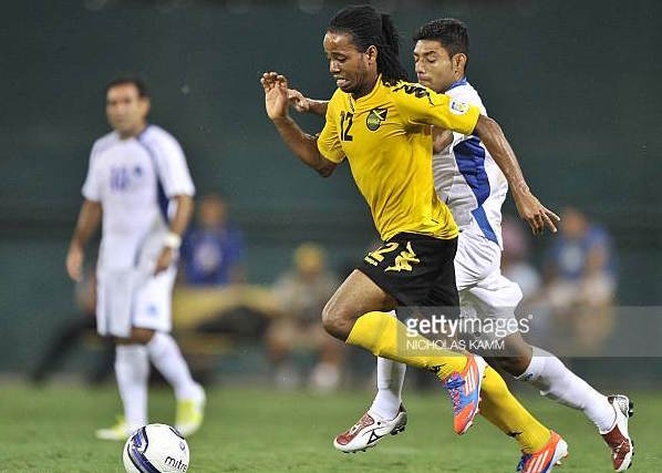 Jamaican National Team - Andrae Campbell