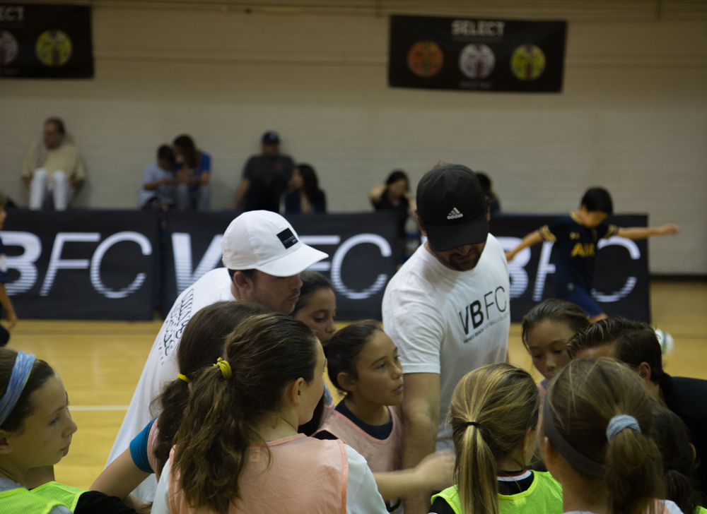 - Futsal Clinics