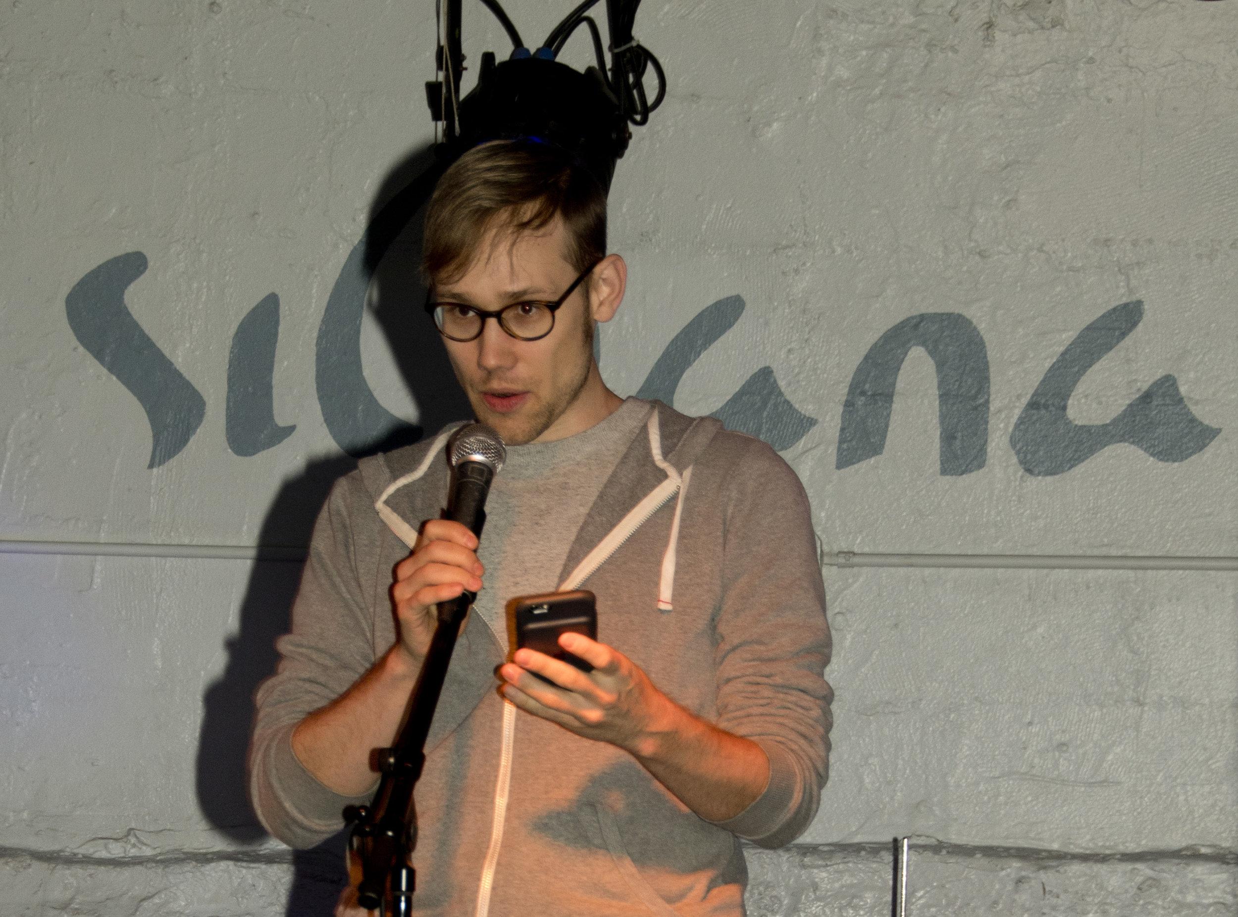 3689  Alex reading a piece of his.jpg