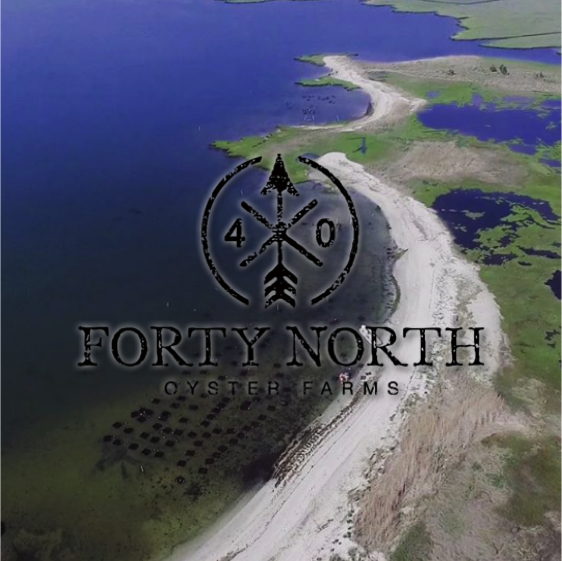 Forty North Oyster Farms   Rose Cove - Little Egg Harbor - Barnegat Bay - NJ