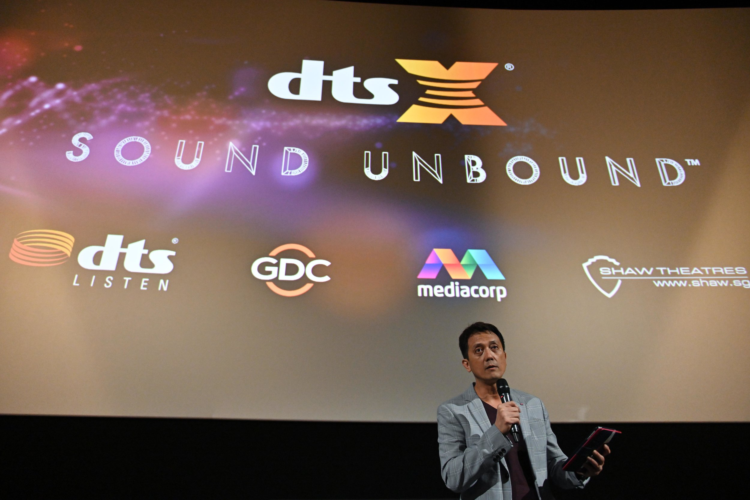 Mediacorp and DTS:X set to create sonic boom — Productions Resources