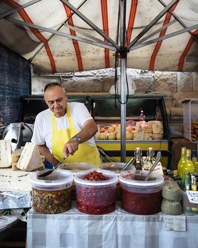 It's not just the food in Italy that is phenomenal, but it's the passion for their food. Usually finished with a dash of suitable hand gestures and an offering of extra cheese. For me, that's a complete meal.
