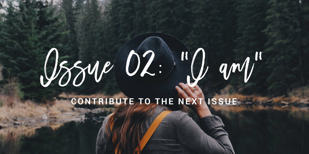 Want to be part of the next issue?     Click here    to learn more about contributing!
