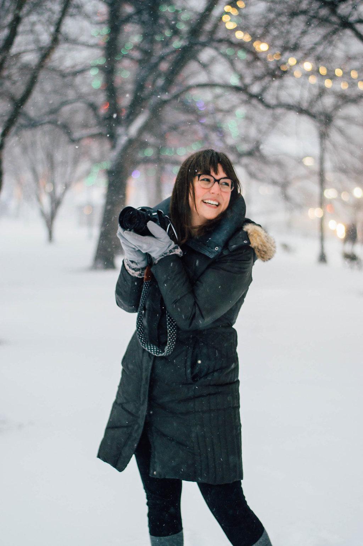 Madeline Heising - Bio Photo - Wholehearted Woman