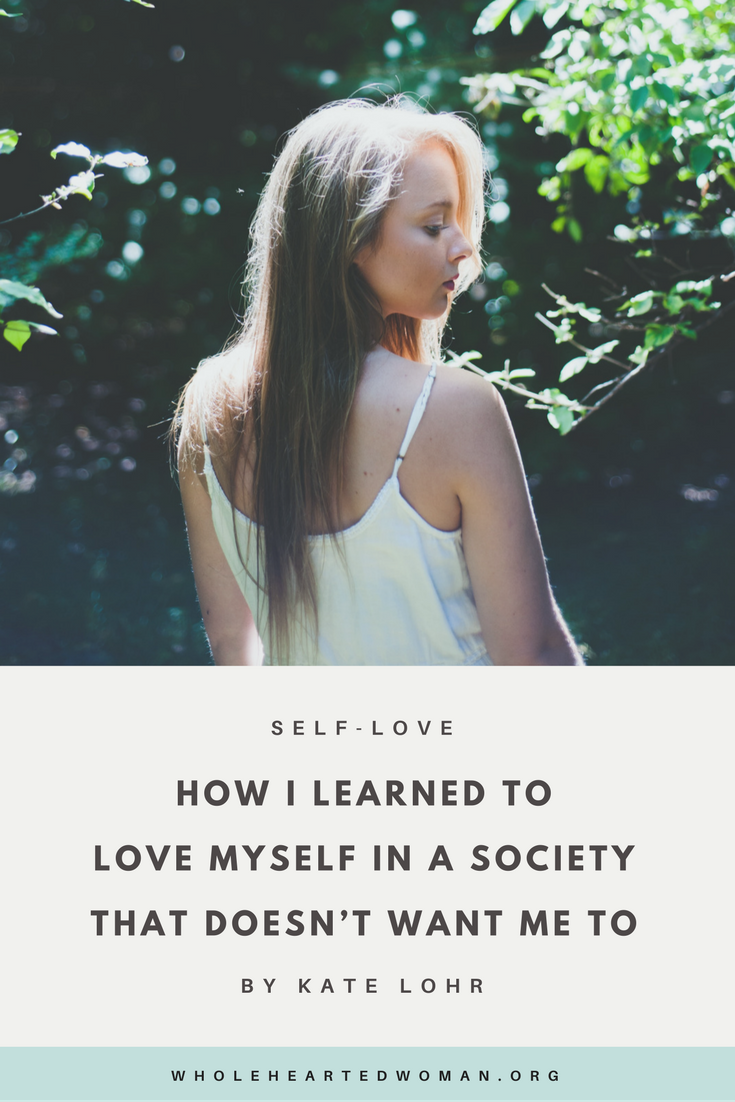 How I Learned To Love Myself In A Society That Doesn't Want Me To | Self-Love | Self-Acceptance | Life Advice | Personal Growth & Development