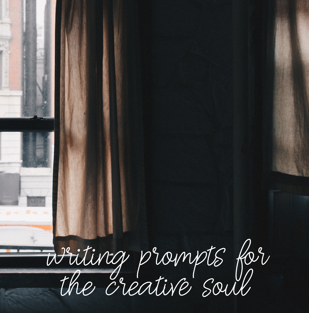 Writing Prompts For The Creative Soul