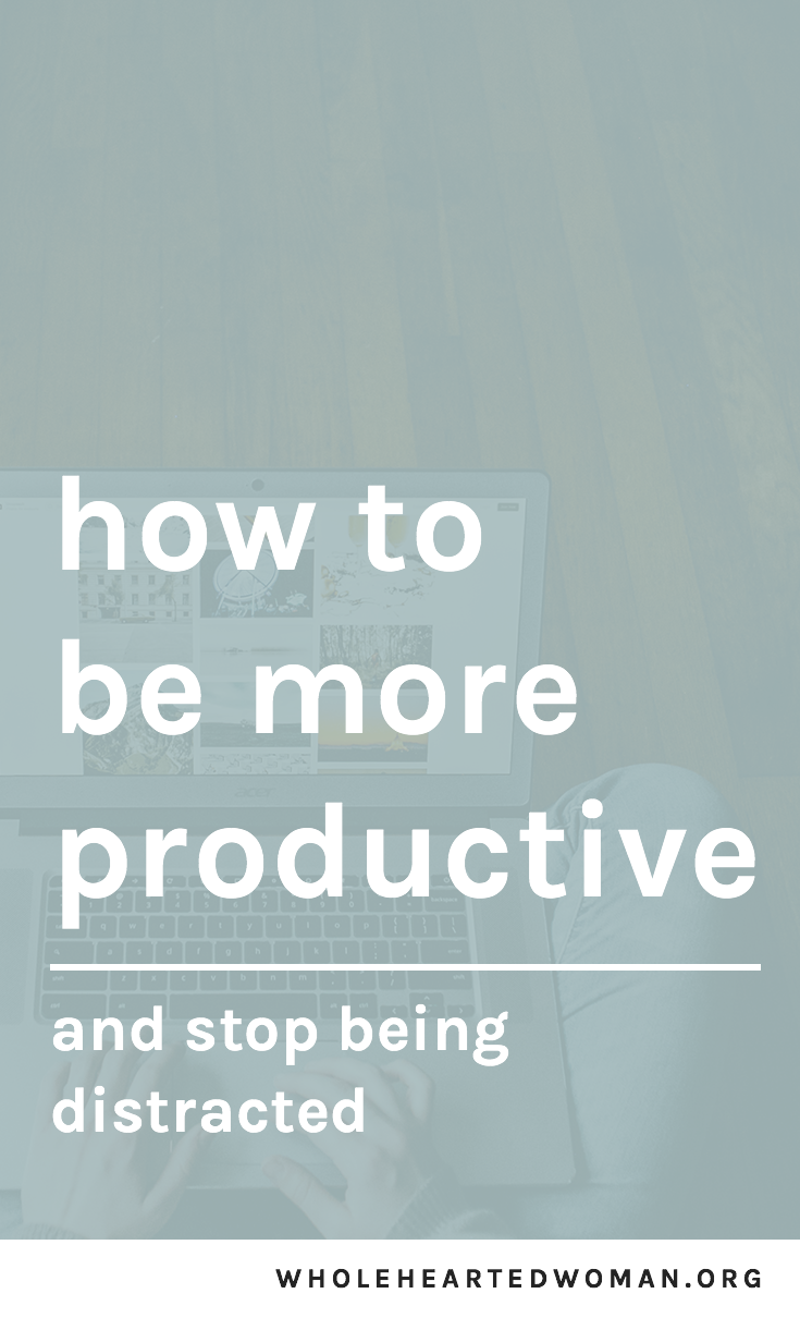 4 Ways To Reduce Distractions And Be More Productive | How To Be More Productive | How To Manage Your Time Better | How To Reduce Distractions | How To Stop Getting Distracted | Time Management | Productivity | Life Advice | Personal Growth and Development | Reducing Your Distractions | How To Work Smarter and Faster | #productivity #timemanagement