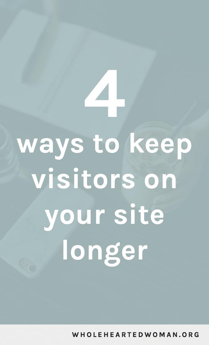 pin - 4 ways to keep visitors.png