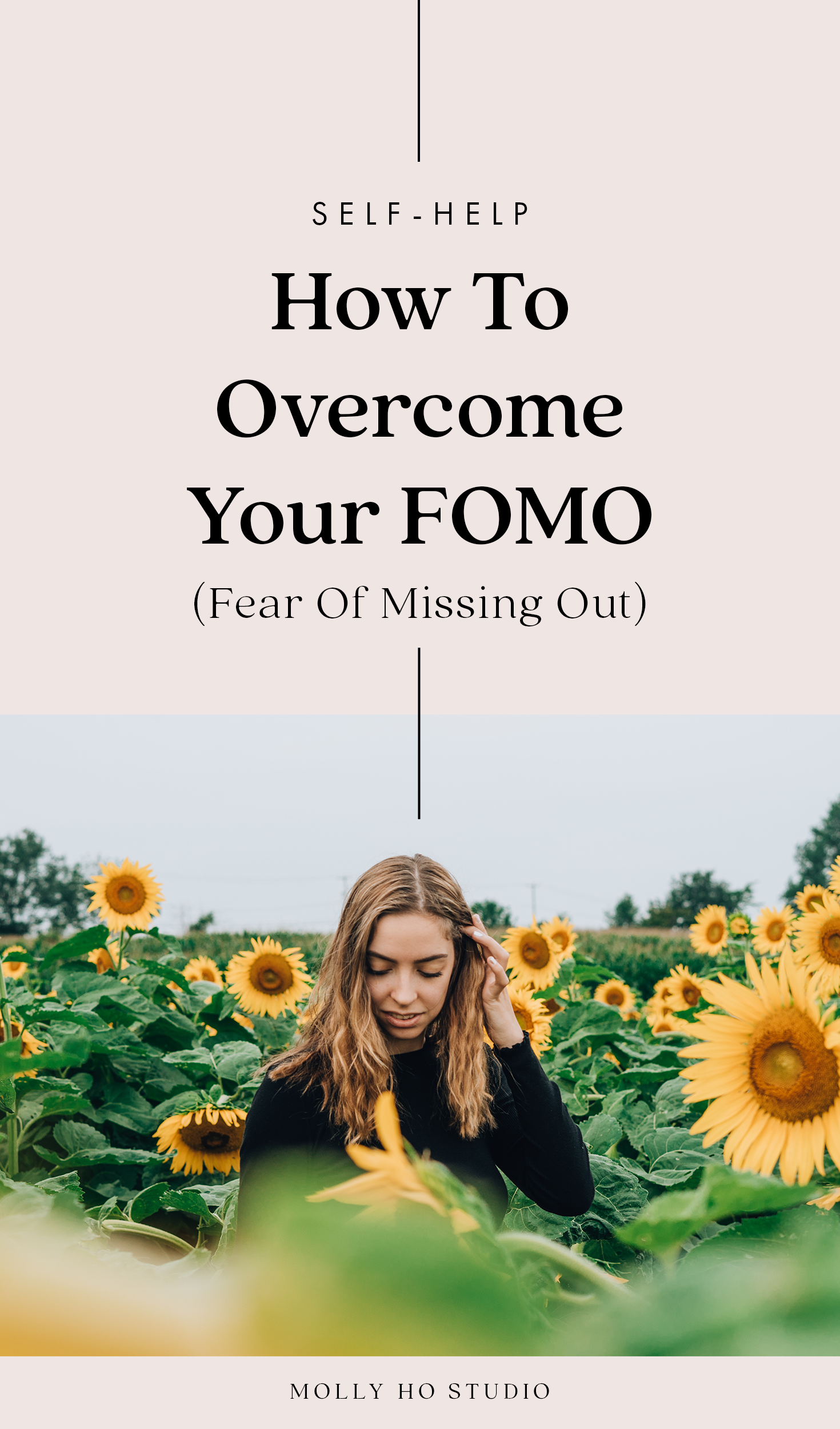 How To Overcome Your FOMO Or Fear Of Missing Out | Personal Growth and Development | Self-Love | Self-Care | How To Become More Mindful | Prioritize Your Life | Doing What Matters To You | Self-Improvement | How To Improve Your Life | How To Take Better Care Of Yourself |How To Embrace Being Yourself | Molly Ho Studio