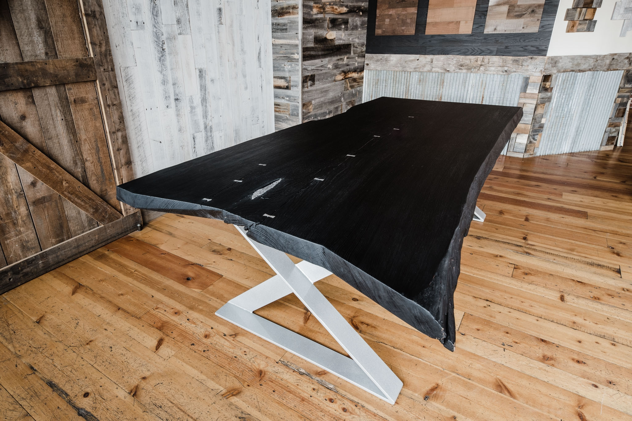Heavy Metal Table