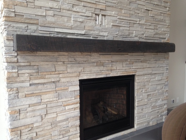 Reclaimed Timber Mantel with Ebony Finish.JPG