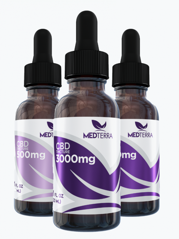 MEDTERRA is a popular CBD brand made with 99% pure CBD isolate.