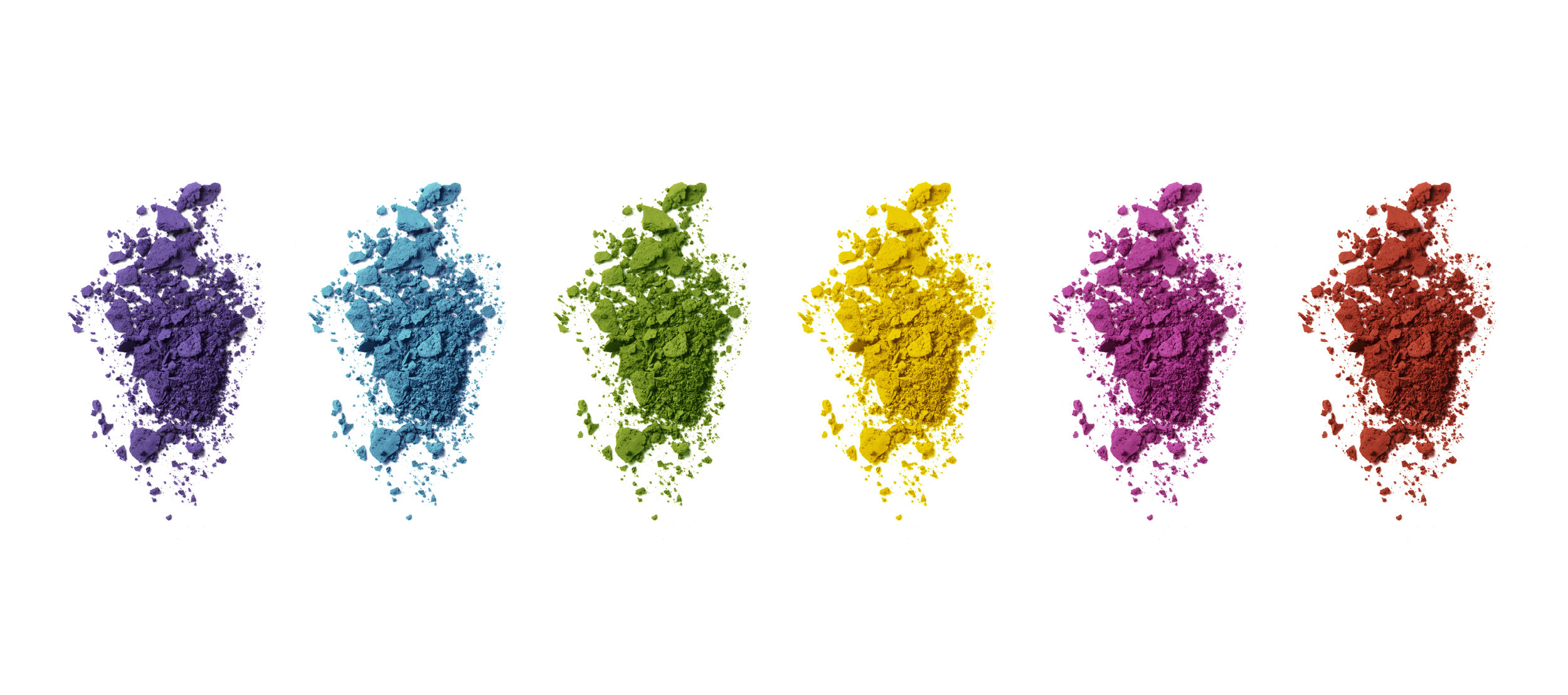 Flavonoids come in many different colors. These pigments have unique aromas and perform a specialized function in each and every plant.