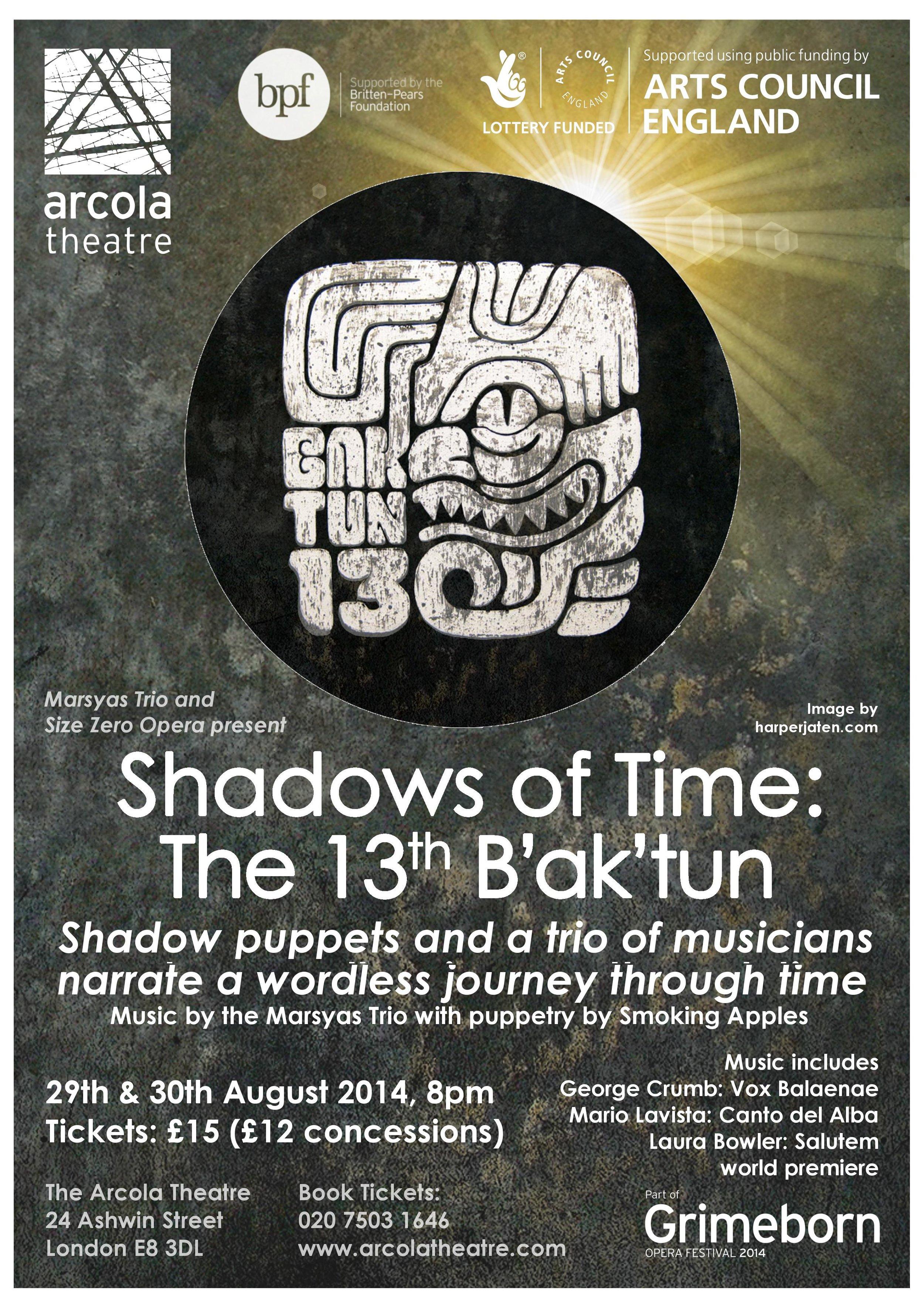 Grimeborn Festival poster