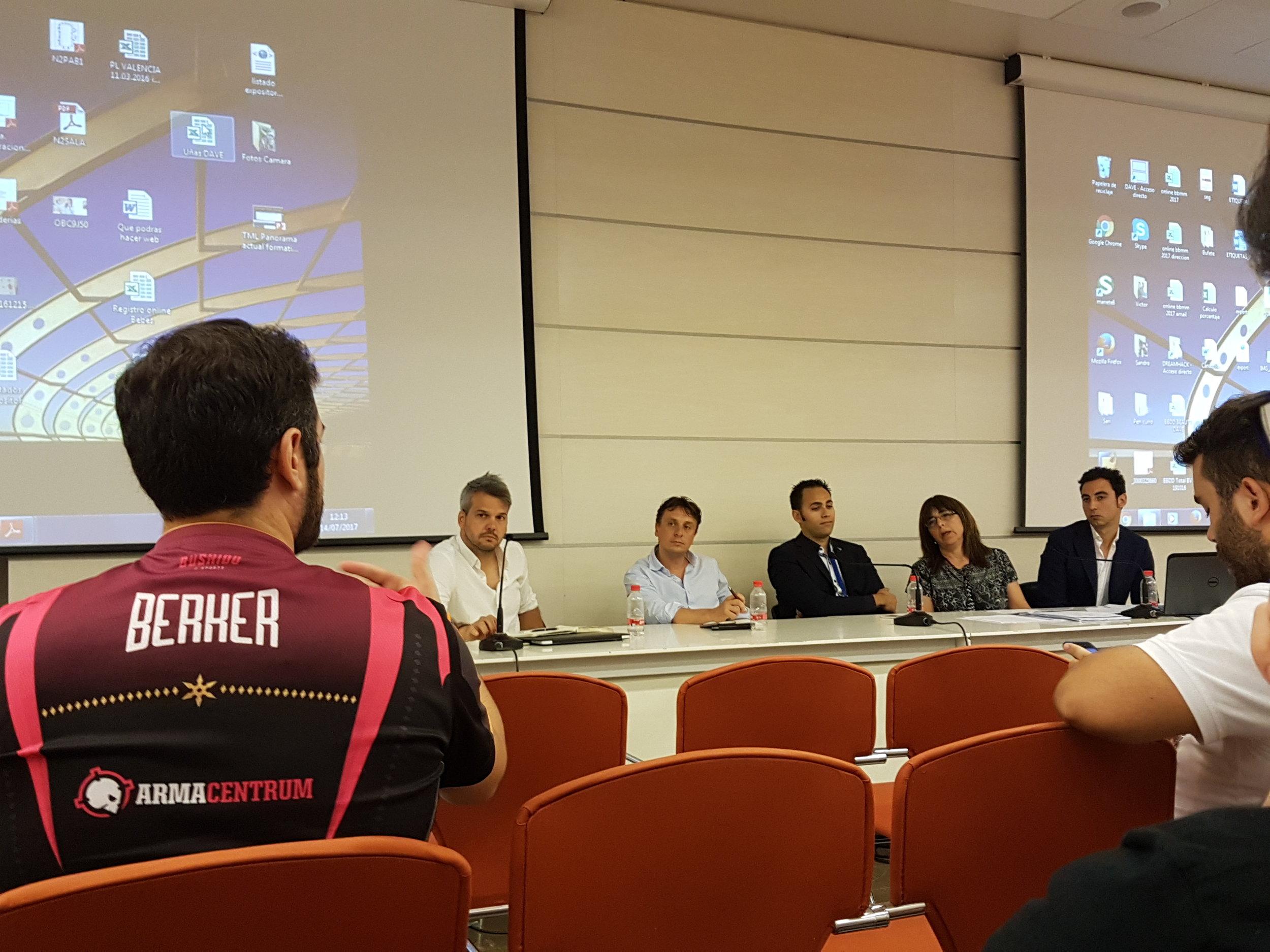 Conferencia eSports Dreamhack